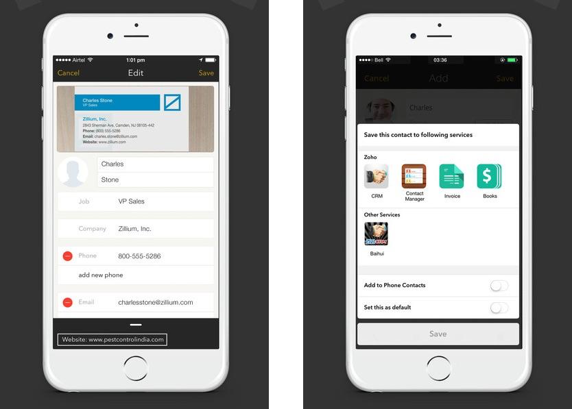 top 10 business card scanning app  helloleads blog